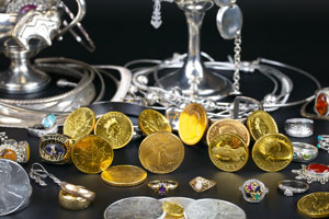 Assorted Precious Metals